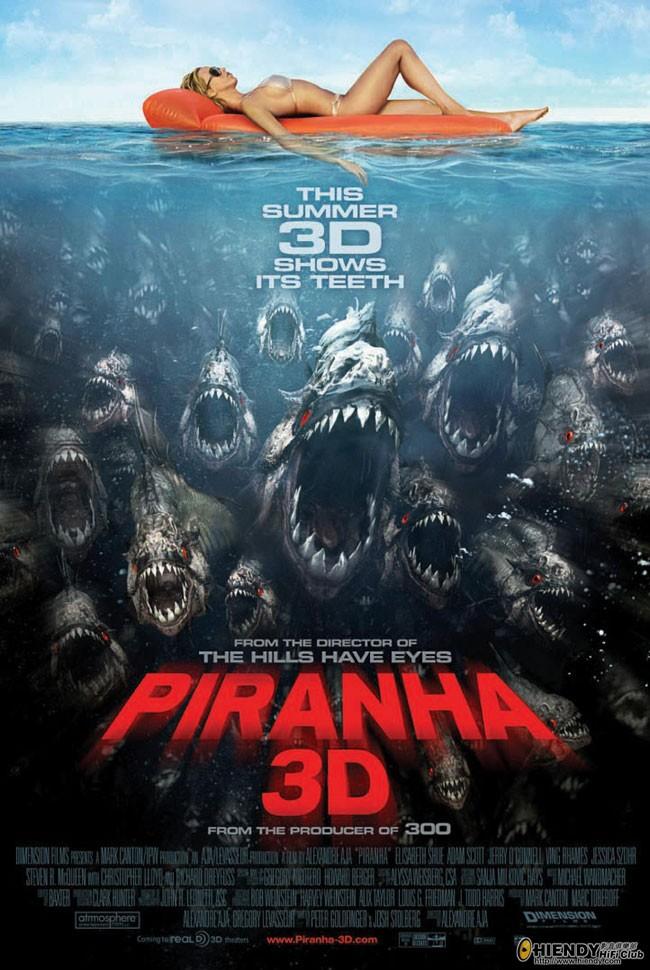 变种食人仓 Piranha 3DD  David Hassel